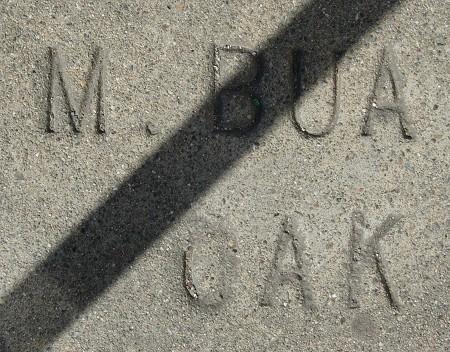 m. bua