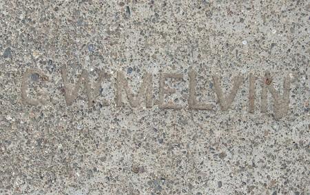 g-w-melvin